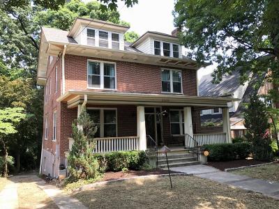Roanoke Single Family Home For Sale: 2019 Carter Rd SW