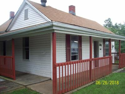 Roanoke County Single Family Home For Sale: 467 Vale Ave