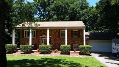 Franklin County Single Family Home For Sale: 1939 Truman Hill Rd