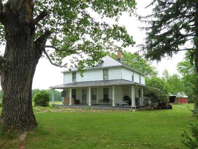 Franklin County Single Family Home For Sale: 530 Old Salem School Rd