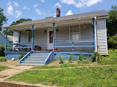 Single Family Home For Sale: 1013 Madison St