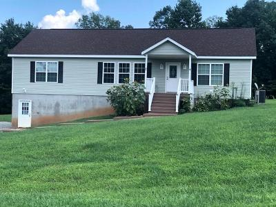 Franklin County Single Family Home For Sale: 80 Polly Ln