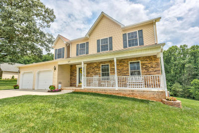 Franklin County Single Family Home For Sale: 217 Oak Meadows Dr