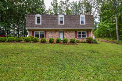 Bedford County Single Family Home For Sale: 1764 Hidden Forest Dr
