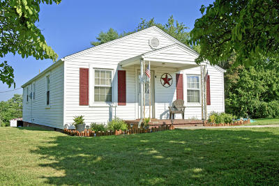 Franklin County Single Family Home For Sale: 4 Chigger Ridge Ln