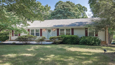 Botetourt County Single Family Home For Sale: 343 Woodlawn Ave