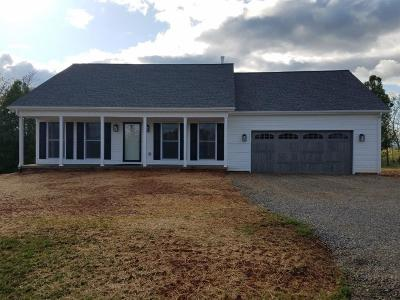 Bedford County Single Family Home For Sale: Lot 18 Watch Hill Cir