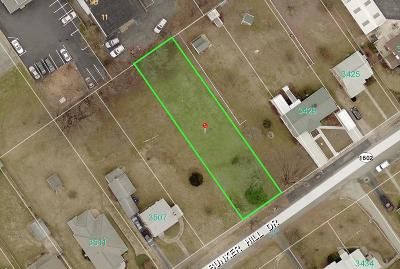 Roanoke County Residential Lots & Land For Sale: Lot 21-A Bunker Hill Dr