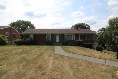 Vinton Single Family Home For Sale: 615 Briarwood Dr