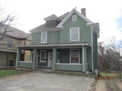 Roanoke Multi Family Home For Sale: 1014 Patterson Ave SW