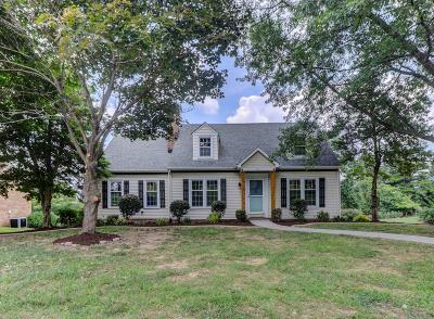 Roanoke County Single Family Home For Sale: 155 Winesap Rd