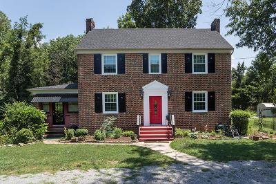 Salem Single Family Home For Sale: 916 Kesler Mill Rd