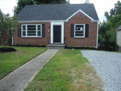 Single Family Home For Sale: 2927 Fleetwood Ave SW