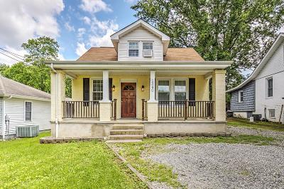 Roanoke VA Single Family Home For Sale: $139,950