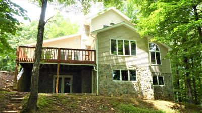 Franklin County Single Family Home For Sale: 270 Roaring Run Ln