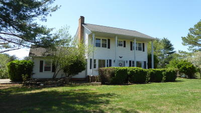 Franklin County Single Family Home For Sale: 394 High Meadows Dr