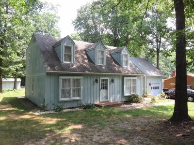 Salem Single Family Home For Sale: 5411 Tomahawk Cir