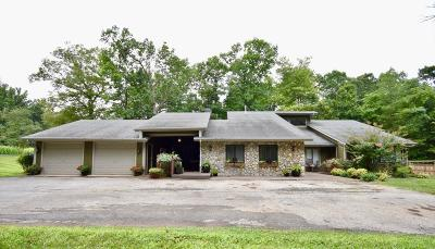 Franklin County Single Family Home For Sale: 1619 Sample Rd