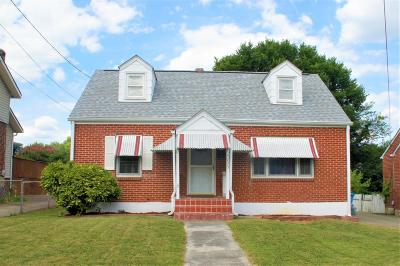 Roanoke Single Family Home For Sale: 3225 Greenland Ave NW