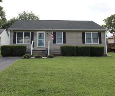 Salem Single Family Home For Sale: 596 Catawba Dr