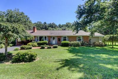 Roanoke Single Family Home For Sale: 4608 Cresthill Dr