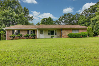 Troutville Single Family Home For Sale: 781 Lakeridge Cir