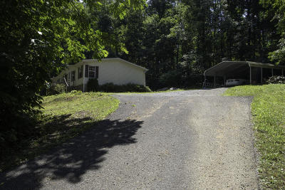 Troutville Single Family Home For Sale: 1179 Old Sessler Mill Rd