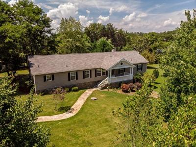Franklin County Single Family Home For Sale: 30 Sandy Point Ct