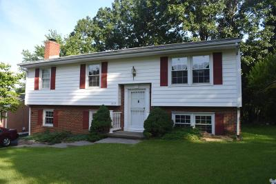 Roanoke County Single Family Home For Sale: 3635 Bunker Hill Dr
