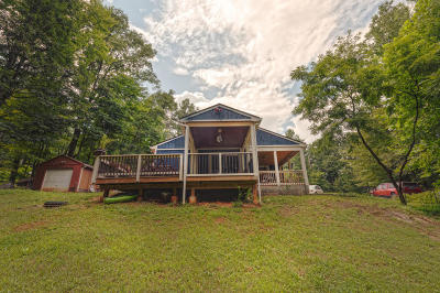 Boones Mill Single Family Home For Sale: 263 Whispering Pines Dr