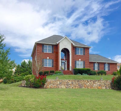 Daleville VA Single Family Home For Sale: $489,000