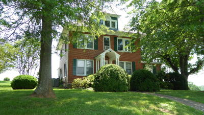 Rocky Mount Single Family Home For Sale: 1705 Kin Vale Rd