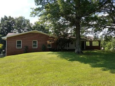 Franklin County Single Family Home For Sale: 2665 Iron Ridge Rd