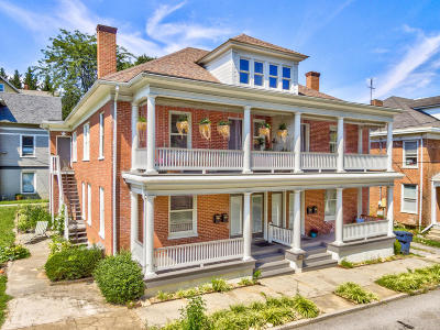 Roanoke Attached For Sale: 13 Albemarle Ave #15A
