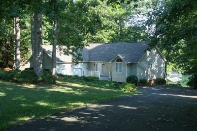Franklin County Single Family Home For Sale: 535 Morgans Mill Dr