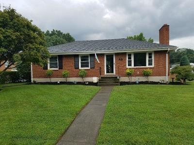 Salem Single Family Home For Sale: 1318 Penley Blvd