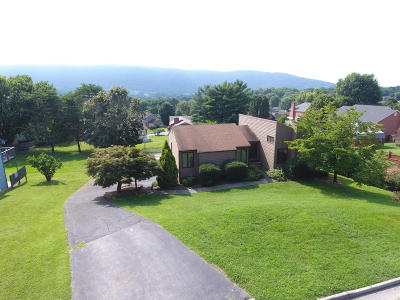 Roanoke County Single Family Home For Sale: 5005 Appletree Dr