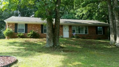 Vinton Single Family Home For Sale: 101 Collins Dr