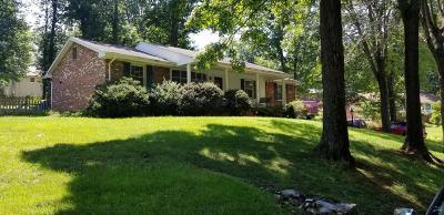 Salem Single Family Home For Sale: 5428 Tomahawk Cir