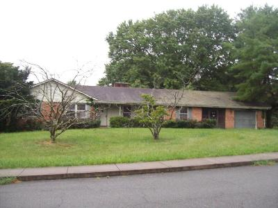 Bedford Single Family Home For Sale: 1702 North Hills Dr