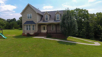 Franklin County Single Family Home For Sale: 4420 Bethlehem Rd