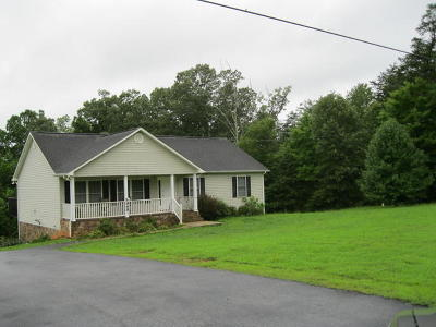 Hardy Single Family Home For Sale: 5949 Hardy Rd