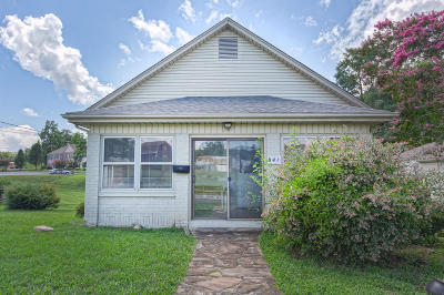 Vinton Single Family Home For Sale: 841 Bedford Rd