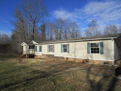 Franklin County Single Family Home For Sale: 646 Canton Church Rd