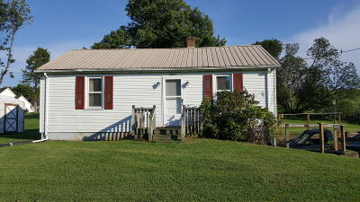 Botetourt County Single Family Home For Sale: 3275 Country Club Rd