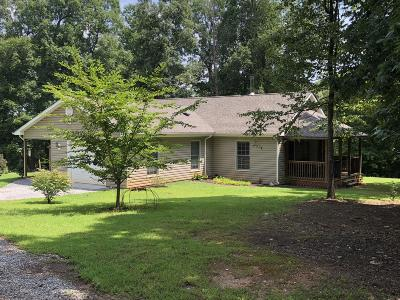 Single Family Home For Sale: 3388 Virginia Byway