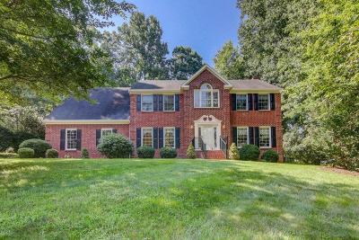 Roanoke County Single Family Home For Sale: 251 Jonathan Rd