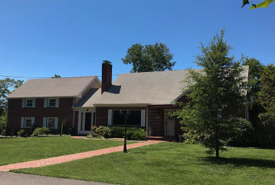 Roanoke County Single Family Home For Sale: 7308 Topping St