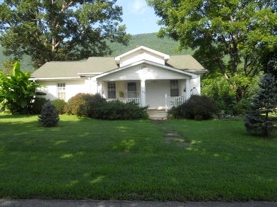 Roanoke VA Single Family Home For Sale: $160,000