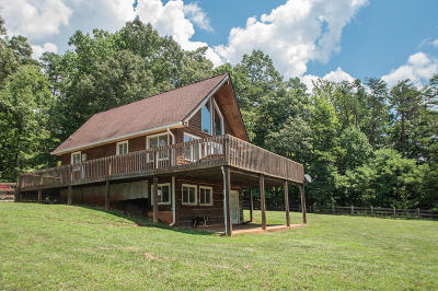 Bedford County Single Family Home For Sale: 5286 Horseshoe Bend Rd